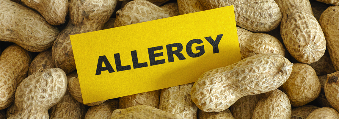 peanut allergies What parents need to know about preventing peanut allergies in infants peanut allergies in children have tripled since 1997, and continue to rise, according to national surveys.