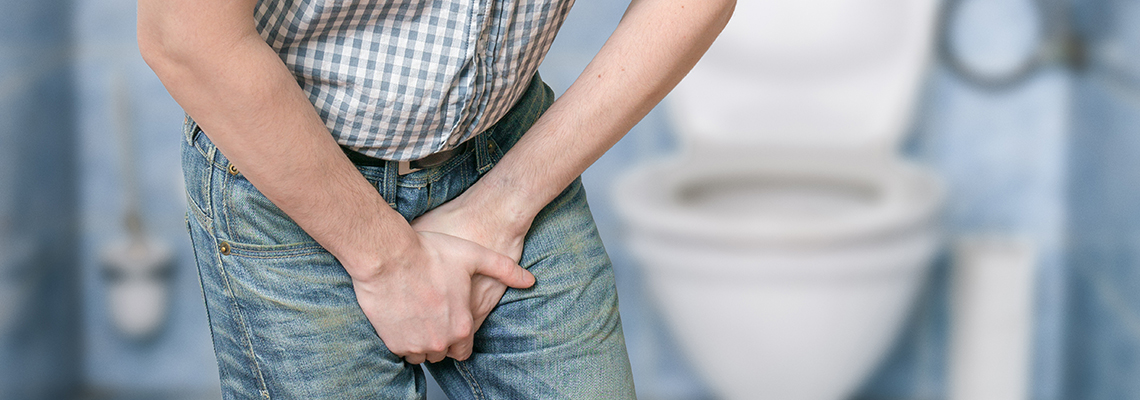 Overactive Bladder in Men